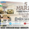5 Marla Double Story House In Easy Installments Lahore Motorway City