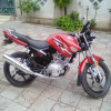 Ybr 125 Red color for sale