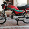 Honda CD70 2017 Model Very Good condition