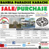 Bahria Paradise Karachi 500 Sq Yards Luxury Villa Available