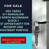 400 Yards G+1 House for sale in north nazimabad block i