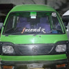 Green cab bolan carry