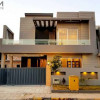 Modish Eleven Marla House Up For Sale Bahria Overseas Enclave Phase 8