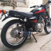 Suzuki 150 Modified Karachi - Used motorcycles for sale in