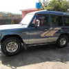 5 door Mitsubishi Pajero (total genuine)